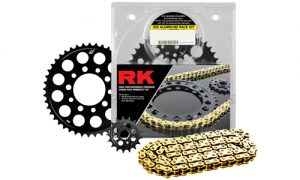 RK Chain Kit Yellow QA Race Kit