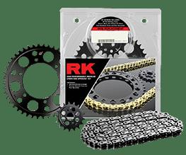 RK EXCEL PRO HEAVY-DUTY GB428MXZ CHAIN GB428MXZ-130