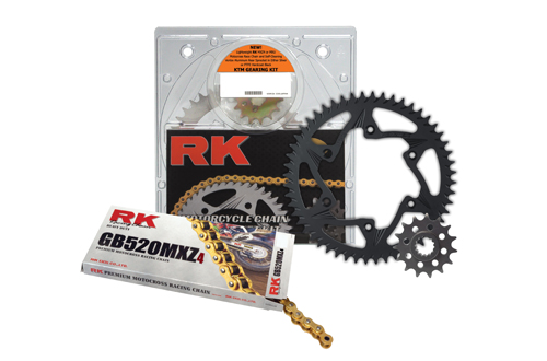 RK Chain Kit KTM