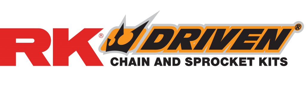 RK and Driven Logo