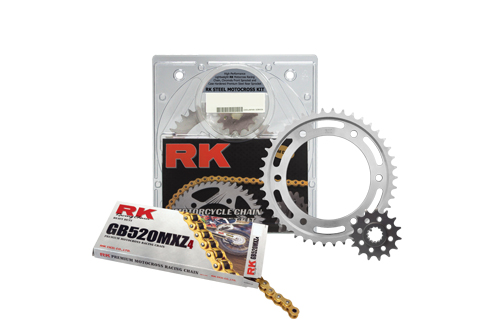 RK Chain Kit Steel QA