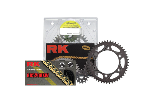 RK Chain kit QA Race Street