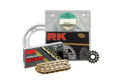 RK Chain Kit QA Steel Teal