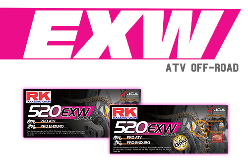 RK EXW Chain Header