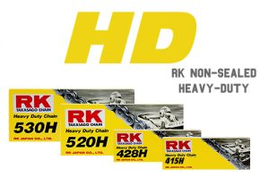 RK Heavy Duty Chain Header