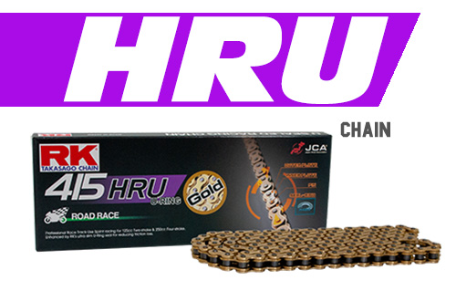 HRU Motorcycle Chain